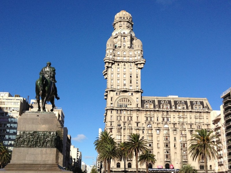 walking tour montevideo passeio gratuito