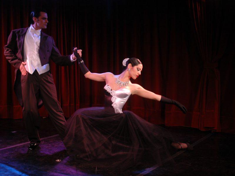 Rojo Tango Vip Buenos Aires Show Jantar