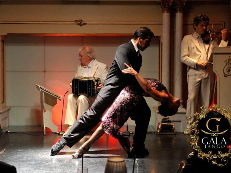 Show Gala Tango Buenos Aires Jantar