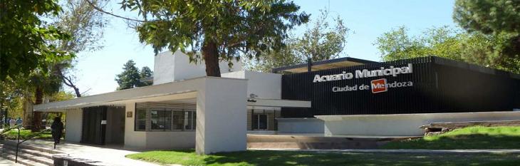Acuario Municipal de Mendoza Argentina