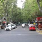 Avenida las Heras