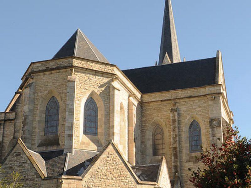 Catedral Nuestra Señora Nahuel Huapi Bariloche Patagônia Argentina