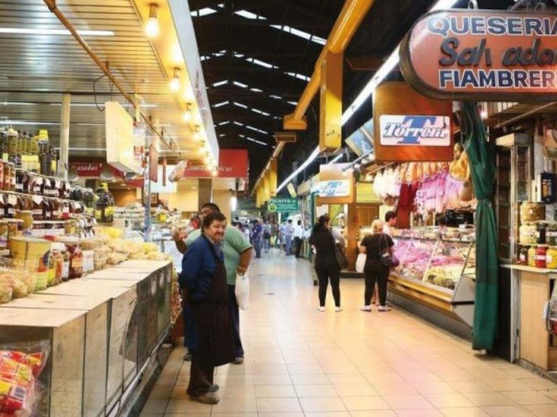 Mercado Central de Mendoza Argentina