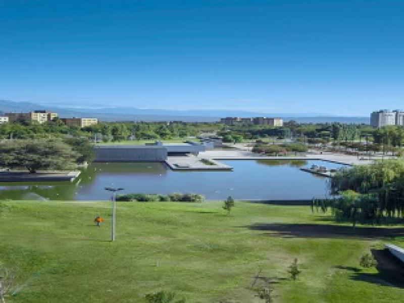Parque Central Mendoza Argentina 2