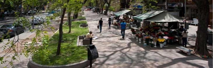 Parque Central de Mendoza Argentina