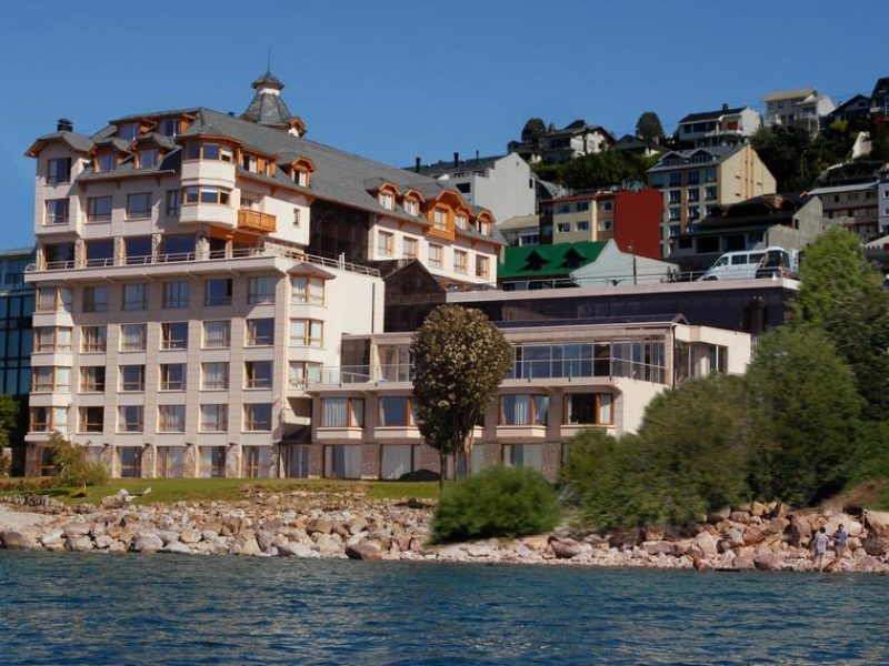 Cacique Inacayal Lake & Spa Bariloche Argentina 0