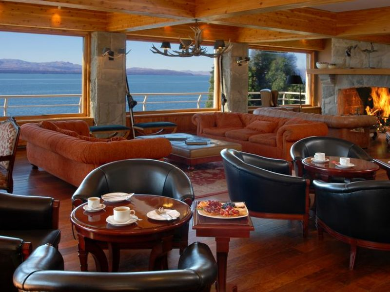 Cacique Inacayal Lake & Spa Bariloche Argentina 3