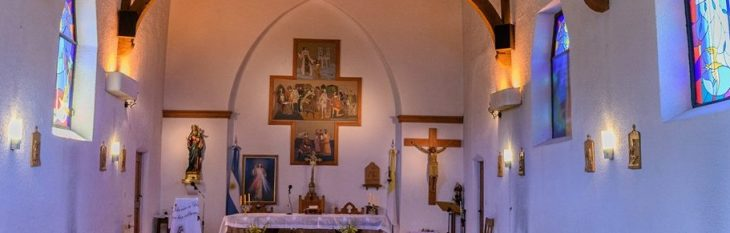 Capela San Eduardo Bariloche Argentina 2