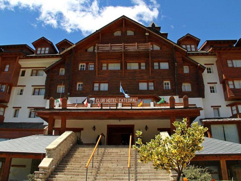Club Hotel Catedral Bariloche Argentina 0