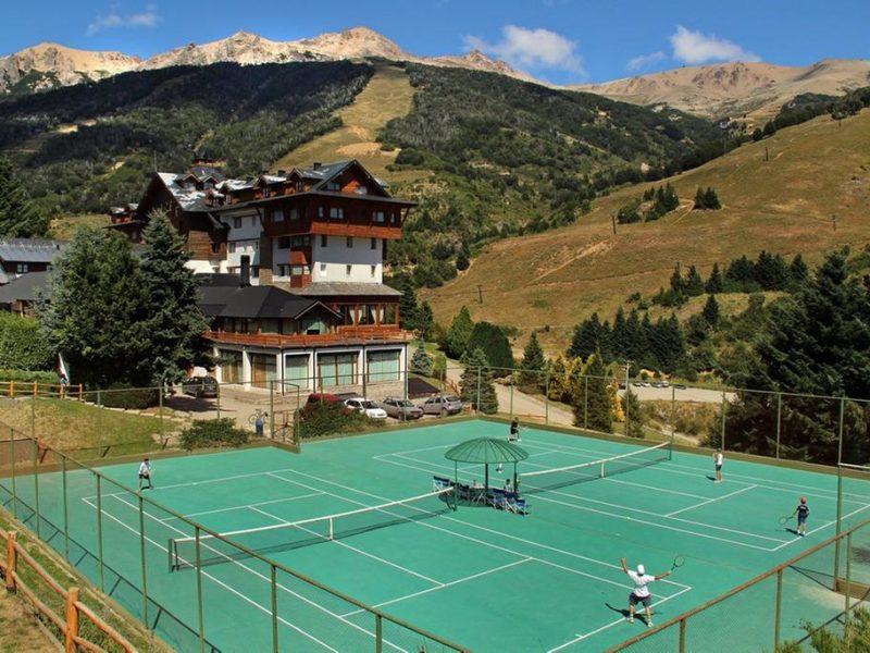 Club Hotel Catedral Bariloche Argentina 3