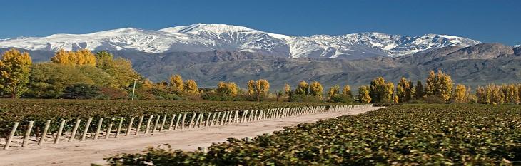 Cordon del Plata Mendoza Argentina 1