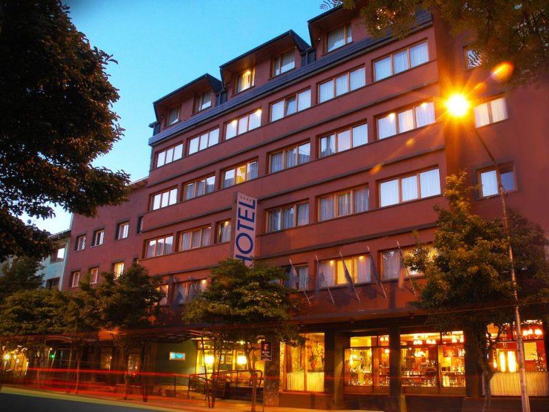 Hotel Nahuel Huapi Bariloche Argentina 2