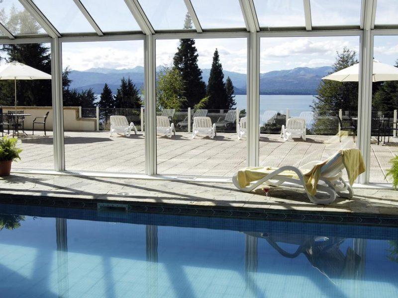 Hotel Villa Huinid Bustillo Bariloche Argentina