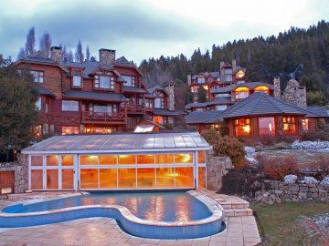 Nido del Cóndor Resort Bariloche Argentina
