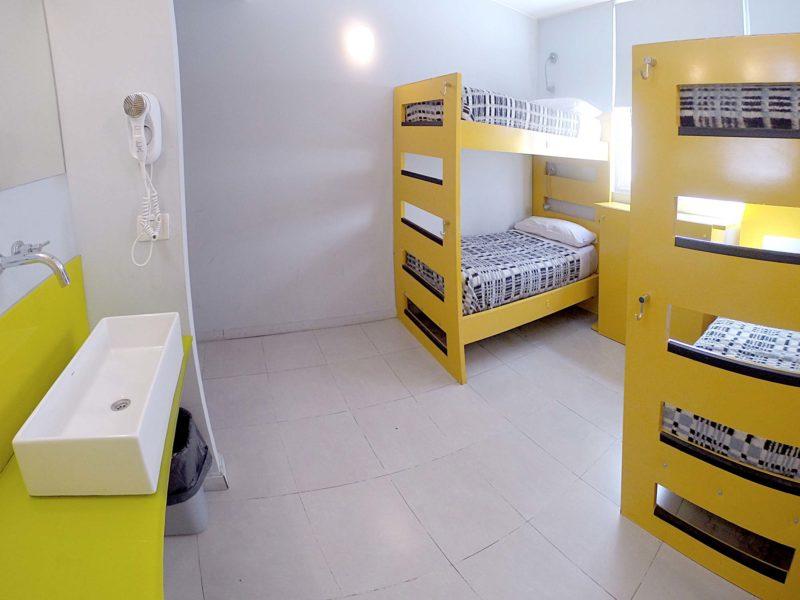 America del Sur Hostel Buenos Aires Argentina 7