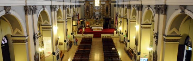 Basílica de San Francisco Mendoza Argentina 2
