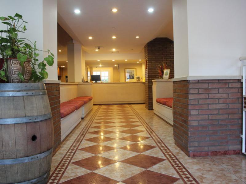 Hotel San Martin Mendoza Argentina 2