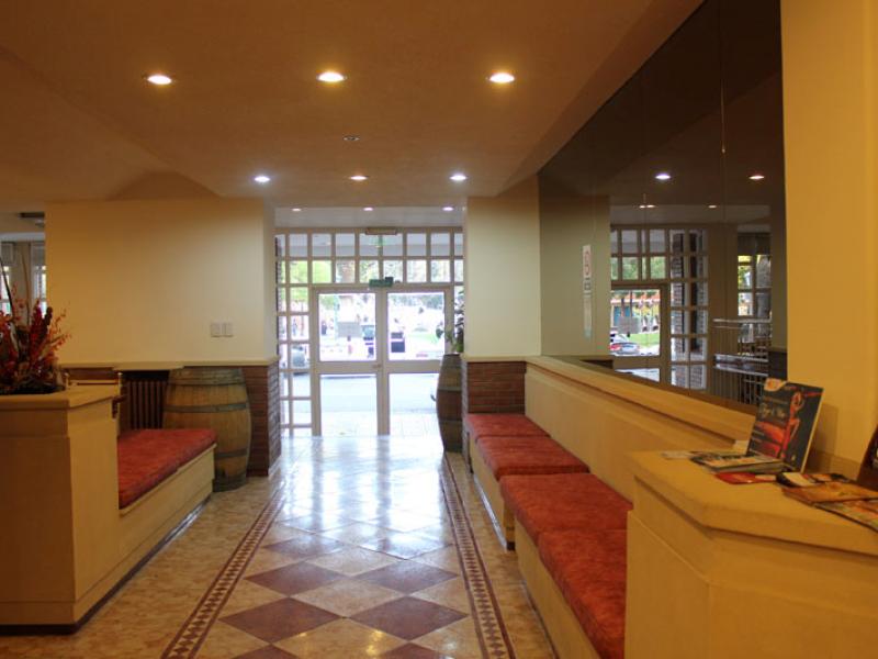 Hotel San Martin Mendoza Argentina 3