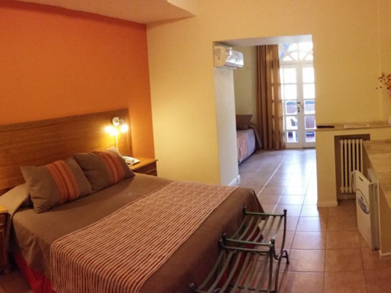 Hotel San Martin Mendoza Argentina 6