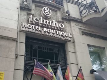 Telmho Hotel Buenos Aires Argentina 27