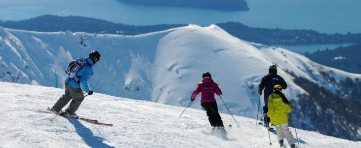 Esquiar em Bariloche Argentina