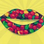 Semana da Doçura: uma guloseima por um beijo