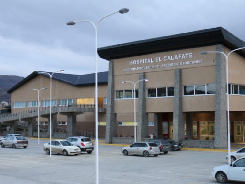 Hospital de Alta Complexidade Gobernador Cepernic Presidente Kirchner El Calafate Argentina