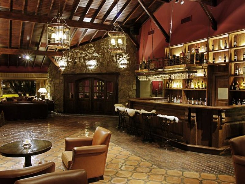 Hotel Posada Los Alamos El Calafate Argentina 6