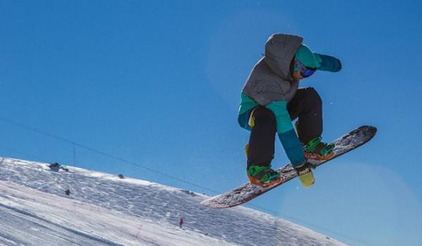 Bariloche é anfitriã da Copa do Mundo de Snowboard Cross 2017