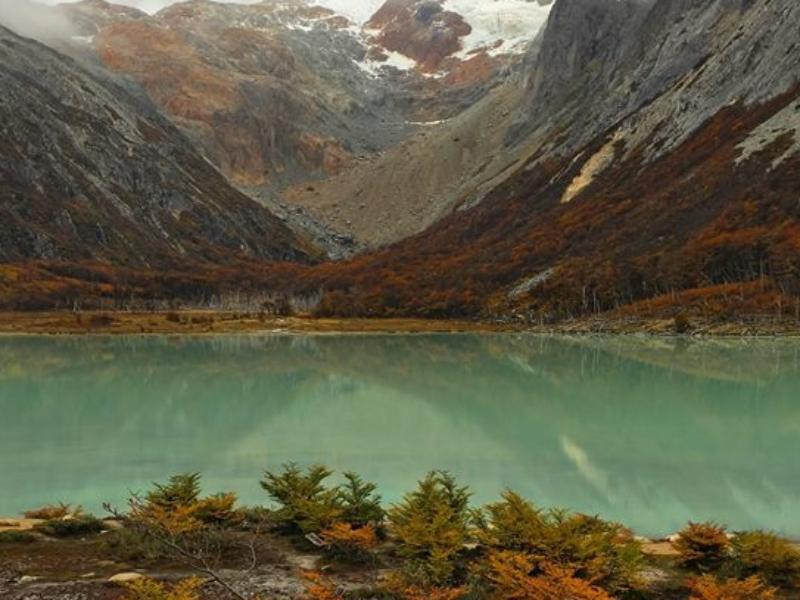 Laguna Esmeralda Ushuaia Argentina