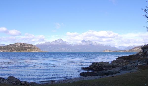 Parque Nacional Terra do Fogo Ushuaia Argentina