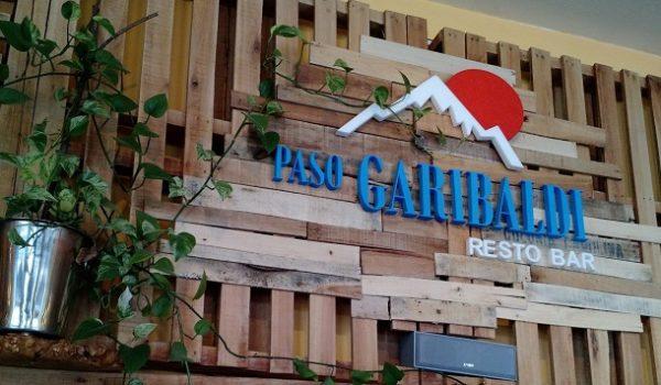Paso Garibaldi Restobar Ushuaia