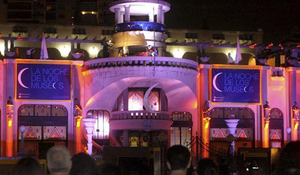 La Noche de los Museos A Noite dos Museus Buenos Aires 2